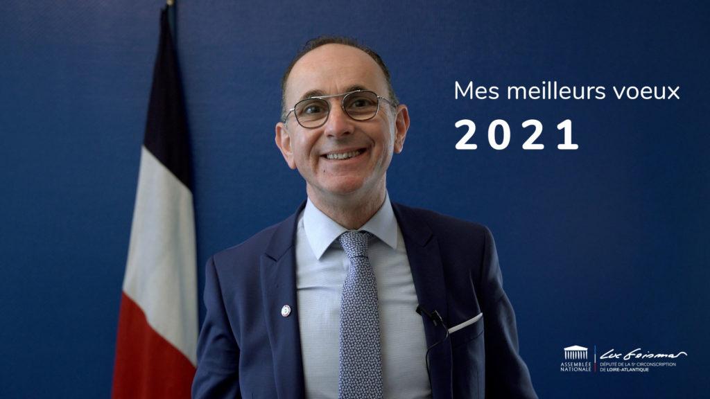 VIDÉO / BONNE ANNEE 2021