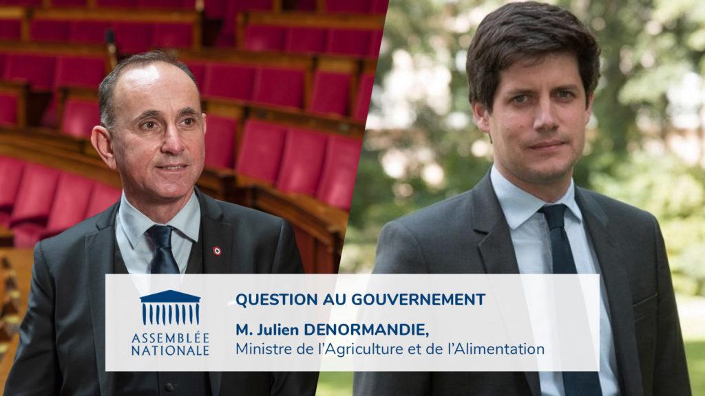 VIDÉO /  Quel avenir pour l'agriculture française ?
