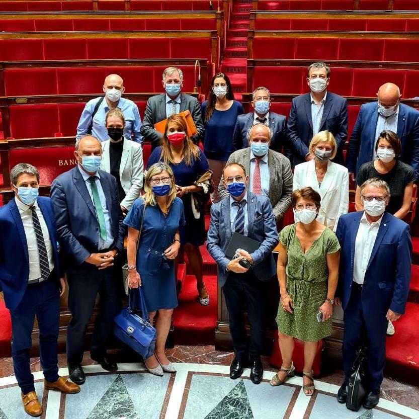Vote du Pass Sanitaire à l'Assemblée nationale